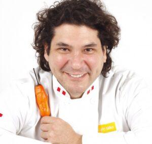 Gaston acurio de los mejores chef de perú