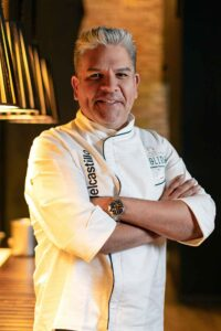 José del Castillo de los mejores Chef del Perú