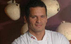 Flavio Solórzano de los mejores chef de Perú