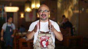 Israel Laura de los mejores Chefs del Perú